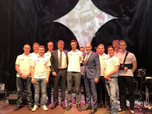 Lukas Kirschmer wird Deutschlands Stuckateure bei den WorldSkills 2017 in Abu Dhabi vertreten