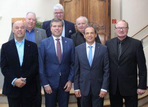 BAF-Vorstand am 10.11.2017 in St. Ingbert neu gewählt