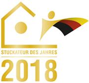 Branchenpreis Stuckateur des Jahres 2018 verliehen