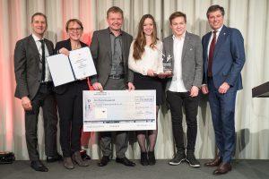 Branchenpreis Stuckateur des Jahres 2018 gewinnt die Christian Gröber GmbH & Co. KG