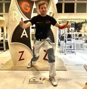 Ralph Lanz fährt zu den EuroSkills nach Graz